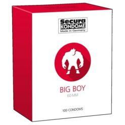 Productafbeelding Big Boy Condooms