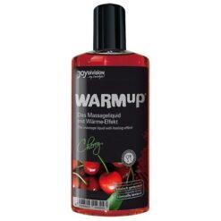 Productafbeelding Warm-up Massageolie - Kers