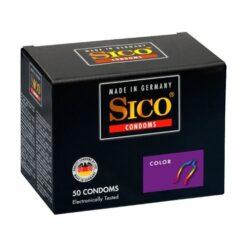 Productafbeelding Sico Color Condooms
