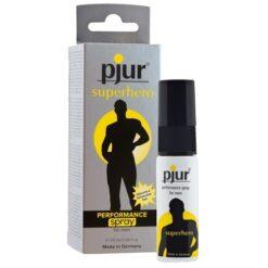 Productafbeelding Pjur Superhero Performance Spray