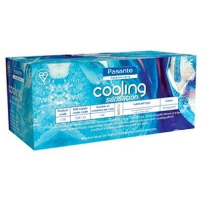 Productafbeelding Pasante Cooling Sensation Condooms
