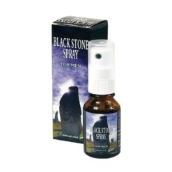 Productafbeelding Orgasme Vertragende Spray - Black Stone