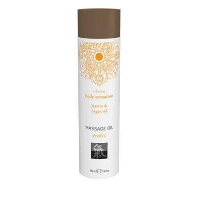 Productafbeelding Erotic Massage Olie - Jasmijn & Arganolie