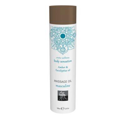 Productafbeelding Massage Olie - Amber & Eucalyptus