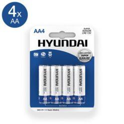 Productafbeelding Super Alkaline AA-Batterijen