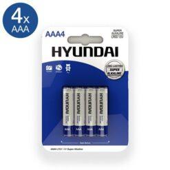 Productafbeelding Super Alkaline AAA-Batterijen
