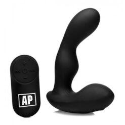Productafbeelding P-Stroke Prostaat Vibrator met Bewegende Top