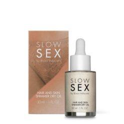 Productafbeelding Droge Glinster Olie voor Huid en Haar 30ml
