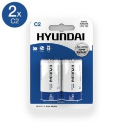 Productafbeelding Super Alkaline C-Batterijen