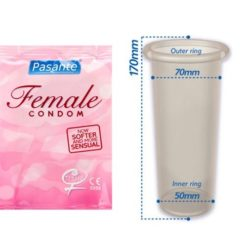 Productafbeelding Pasante Vrouwen Condooms