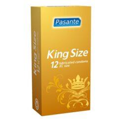 Productafbeelding Pasante King Size Condooms