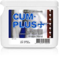 Productafbeelding Cum Plus - 30 capsules